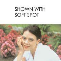 Hoya 55mm Soft Spot Glass Filter