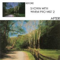 Tiffen 72mm Warm Pro Mist #3 Special Effects Filter