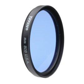 Tiffen 62mm 80B Filter