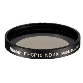 Nikon FF-CP10 Neutral Density Filter for Coolpix 8400 Digital Camera