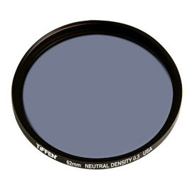 Tiffen 62mm Neutral Density 0.3 Filter