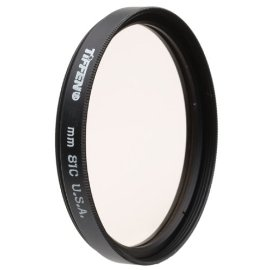 Tiffen 52mm 81C Filter