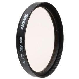 Tiffen 62mm 81C Filter