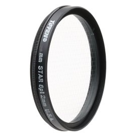 Tiffen 55mm 6-Point Star Filter