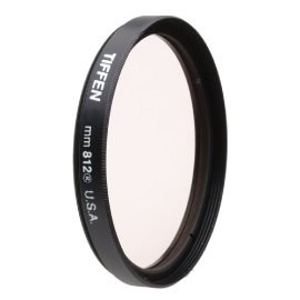 Tiffen 49mm 812 Warming Filter