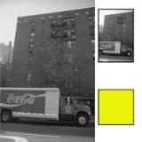 Lee Deeper Yellow #15 Filter 4x4 Resin