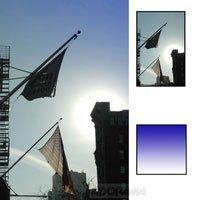 Cokin A123S Filter, A, Gradual Blue B2 Soft