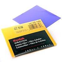 Kodak Wratten Gelatin Filter 75mm/3x3 Blue Series Light Balancing #82B