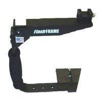 Omega FlashFlip H.O.T. Flash Bracket with Large Platform Base for Larger Camera Bodies
