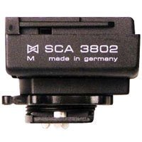 Metz SCA-3802 Dedicated TTL Flash Adapter for Contax Cameras.