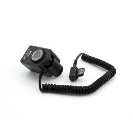 Metz SCA-344 Dedicated TTL Flash Adapter for Nikon F3 Cameras.