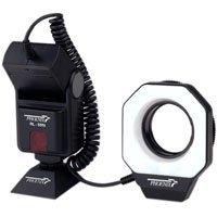 Phoenix RL-59N Automatic TTL Ringlight f/Nikon AF (w/49/52/58 Adapter Rings)