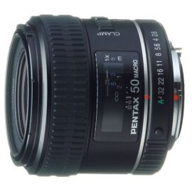 Pentax SMC P-D FA 50mm f/2.8 Lens for *ist Digital SLR Cameras