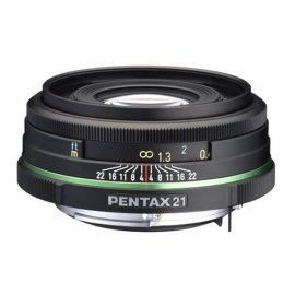 Pentax 21mm F/3.2 AL Limited Lens for Pentax Digital SLR Cameras