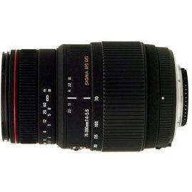 Sigma APO 70-300mm F/4-5.6 DG Macro Lens for Minolta and Sony Digital SLR Cameras