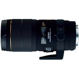 Sigma 180mm F/3.5 EX DG IF HSM APO Macro Lens for Nikon SLR Cameras