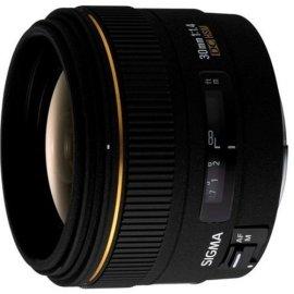 Sigma 30mm f/1.4 EX DC HSM Lens for Pentax SLR Cameras