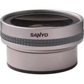 Sanyo VCP-L14TU 1.4x Telephoto Adapter Lens for the HD1 & HD1A Camcorder