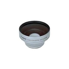 Canon WD34 Wide Converter .7x wider perspective