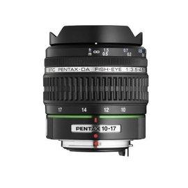 PENTAX DA 10-17mm f/3.5-4.54 ED (IF) Fish-Eye Lens for Pentax Digital SLR
