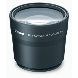 Canon TC-DC58B Tele Converter Lens for S3 IS & S2 IS Digital Camera