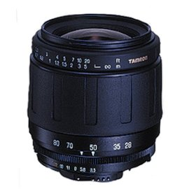 Tamron Autofocus 28-80mm f/3.5-5.6 Aspherical Lens for Konica Minolta SLR Cameras