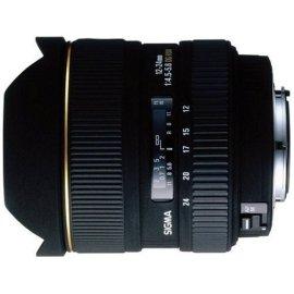 Sigma 12-24mm f/4.5-5.6 EX DG Aspherical HSM Lens for Pentax SLR Cameras