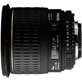 Sigma 28mm f/1.8 EX DG Aspherical Lens for Pentax SLR Cameras