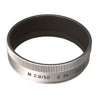 Leica Lens Hood (Silver) for 50mm f/2.8m Lens