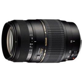 Tamron AF70-300mm F/4-5.6 Di LD Macro Lens with hood for Nikon-D DSLR Cameras
