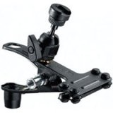 Bogen - Manfrotto Spring Grip Clamp with Attached Flash Shoe.