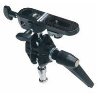 Bogen - Manfrotto Double Ball Joint Head w/Camera Platform