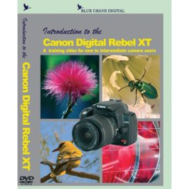 Introduction to the Canon Digital Rebel XT DVD