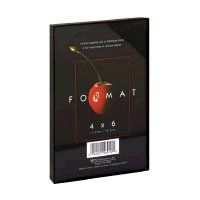 MCS format Frame 4x6 Black