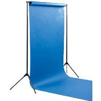 Savage Economy Background Stand, Maximum Width is 9'6, Maximum Height is 7'9 High