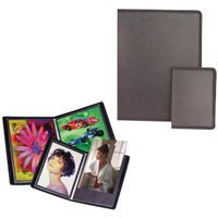 Itoya Archival Evolution Profolio with Twenty Four 5x 7 Pocket Pages, 48 Views.