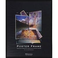 Mcs Poster Masonite 24x30 Frame Black #98403