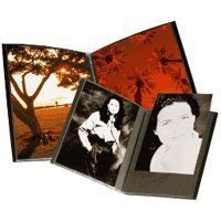 Itoya Archival Art Profolio with Twenty Four 4x 6 Pocket Pages, 48 Views.