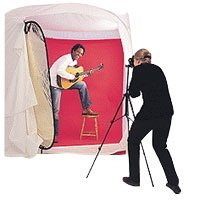 Lastolite 6.5'x 6.5'x 7' Full Size Studio Cubelight Shooting Tent.