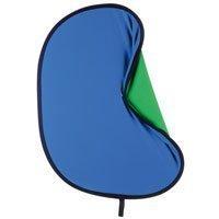 Westcott Chroma-key 6x7' Blue/Green Collapsible Illuminator Background