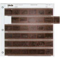 Print File Archival 35mm Size Negative Pages Holds Six Strips of Six Frames, Pack of 25