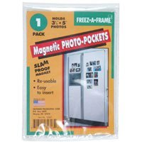 Pioneer Magnetic Freez A Frame - 3-1/2 X 5