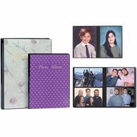 Pioneer HC-246 4 x 6 Hard Cover Photo Album - 64-Pocket
