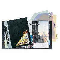 Itoya 8.5 x 11 Profolio Presentation / Display Book, 24 Pages for 48 Views.