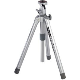 Digipro Compact Tripod with All-metal 4-WAY Panhead