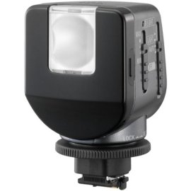 Sony HVL-HIRL IR NightShot and Video Light for DCR-HC42, 90, 96, DCR-DVD 203, 403, 305, 405, 505, HC1 & HC3 Camcorders