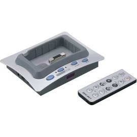 Mustek DV-DOCK Docking Station with Wireless Remote