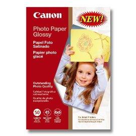 Canon Photo Paper Glossy 4x6 50 Sheets (0775B021)