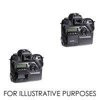 HOODMAN H-30D Canon 30D Flip Up LCD Cap and Hood