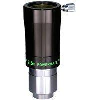 Tele Vue 2.5x Powermate Barlow lens 1.25 - T Ring Adaptable.
